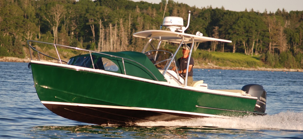 Padebco 23' Center Console