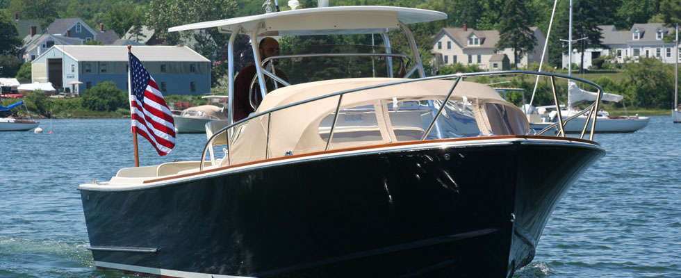 Padebco 25' Center Console
