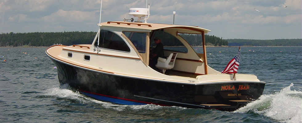 Padebco 27' Cruiser