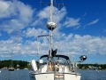 Canard - Contact Padebco Custom Boat Builders & Boatyard for details (207) 529-5106.