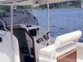 Padebco 25' Center Console Cooler/Storage Seat