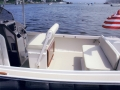 Padebco V25 Center Console T-Top Cooler/Storage Seat
