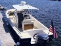 Padebco 25' Center Console T-Top