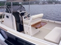 Padebco 25' Center Console T-Top Optional Table