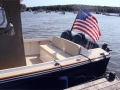 Padebco 29' Center Console Stern Bench Seat