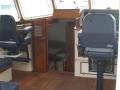 Padebco V32 Cruiser Optional Stidd Seats