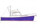 Padebco V32 Flybridge