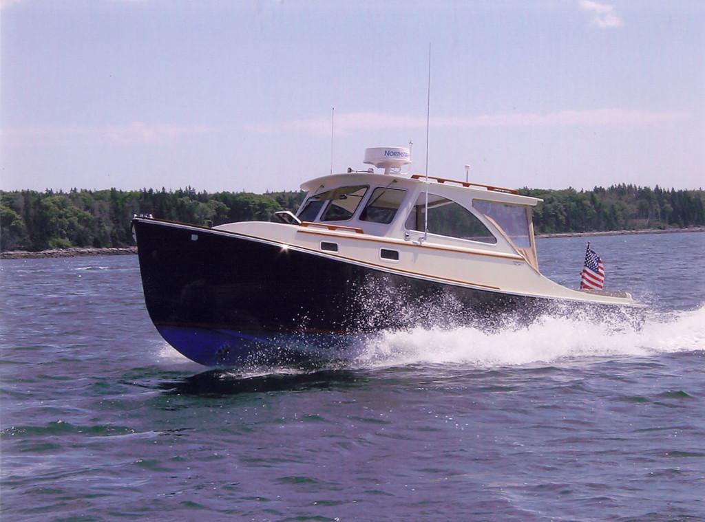 V27 Cruiser port