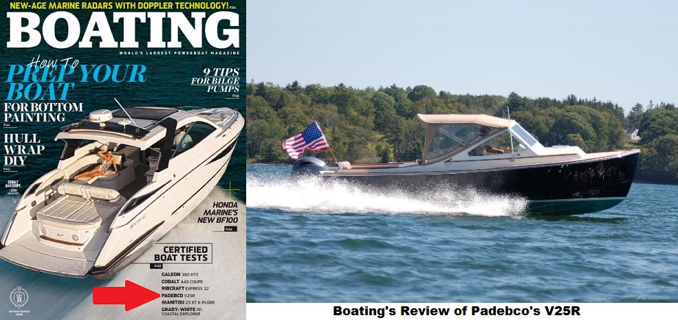 Boating & V25R